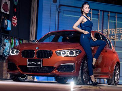 全新BMW 1系列五門掀背正式在台上市,入門118i售價149萬元起跳