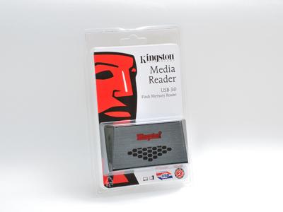 Kingston FCR-HS3 USB 3.0 讀卡機實測,2倍速傳檔快感
