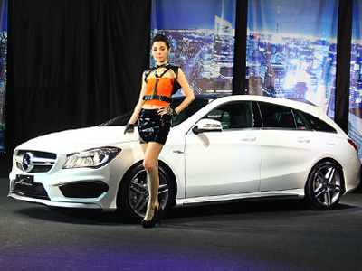 Mercedes-Benz CLA Shooting Brake五門獵跑正式上市