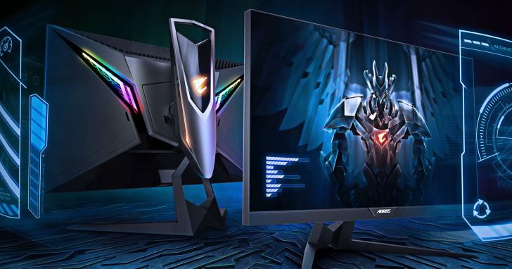 戰術功能幫玩家「作弊」!GIGABYTE 首款電競螢幕 AORUS AD27QD 正式上市