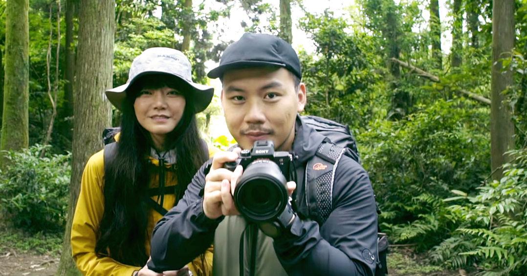 Sony α7 III ╳ 山野探尋者 TaiTai Live Wild:旅途中就是需要這樣值得信賴的良伴!