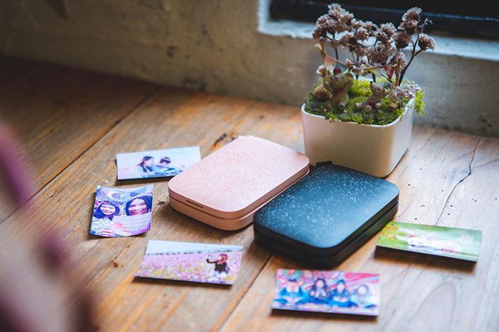 HP Sprocket口袋相印機體驗會活動花絮:即印手機攝影、隨手拼貼DIY手帳