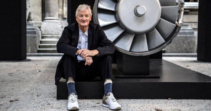 捲髮棒、吹風機亞洲熱賣,戴森創始人成為英國首富