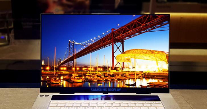 又黑又亮!Samsung 推出支援 DisplayHDR True Black 的 15.6 吋 OLED 面板