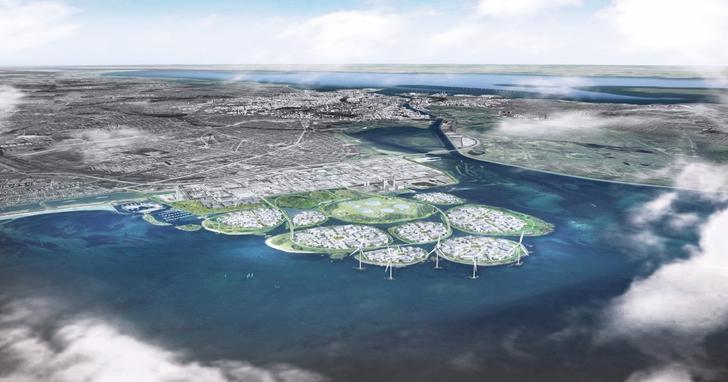 丹麥想在9個人工島上建築它的「矽谷夢」