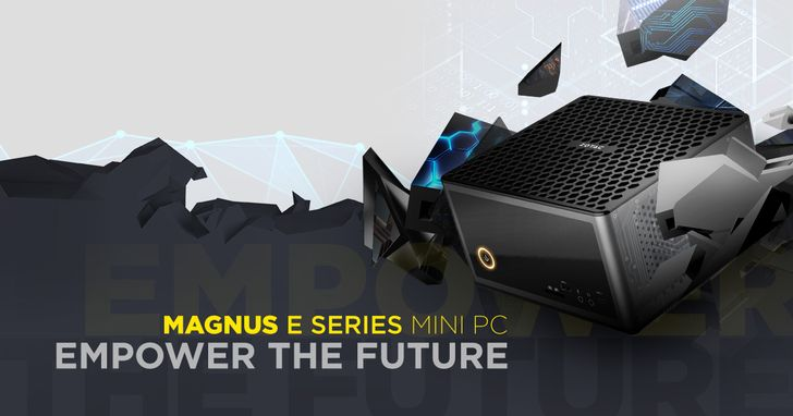 ZOTAC推出全新MAGNUS迷你電腦,採用GAMING GeForce RTX 2070 桌面顯示卡