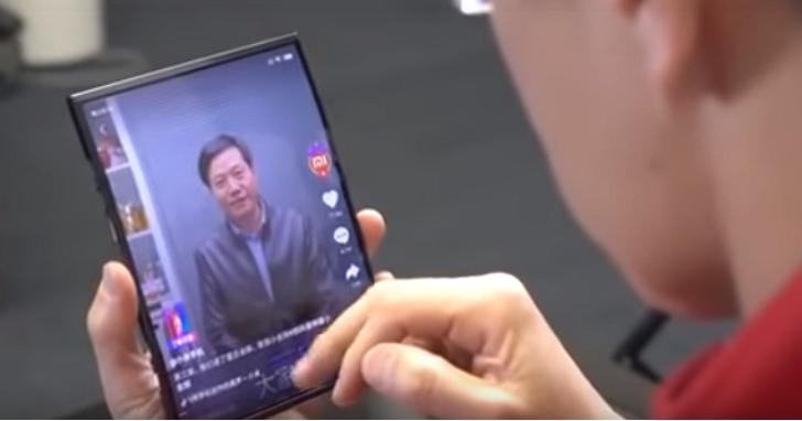小米首秀自家雙折疊手機,遭同業砲轟他們手機是買來的概念機、「技術突破」說法是公然造假