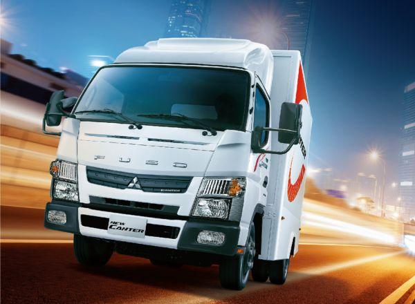 FUSO蟬聯27年3.5噸商車及總巿場銷售冠軍,全方位產品與服務網路,深耕成績難以撼動!