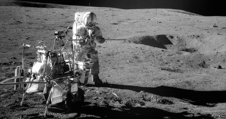 竟然在月球找到最古老的地球岩石!