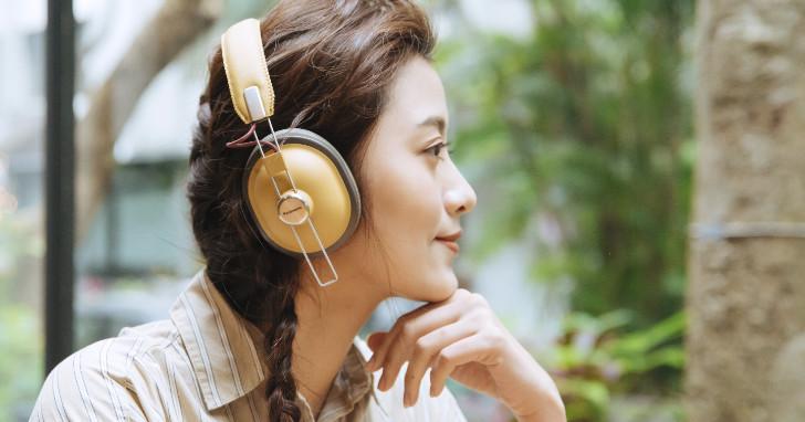 復古美型,時尚美聲,Panasonic RP-HTX80B藍牙耳機試聽心得