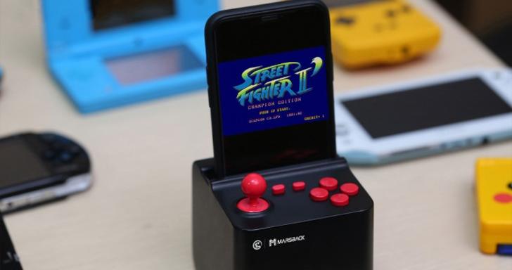 GameSir推出Marsback搖桿,1秒把手機變大型電玩筐體