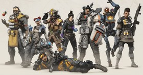 全平台免費的新型態大逃殺遊戲《APEX 英雄》,開放 3 天全球玩家突破千萬,好遊戲不玩嗎?