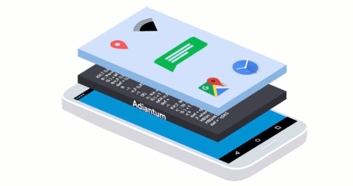 Google 推出 Adiantum 加密技術,強化低階手機安全性
