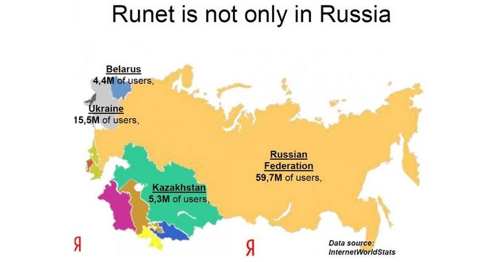 俄羅斯力推「脫離網際網路」測試計畫,確保應急狀態下的國內網路安全