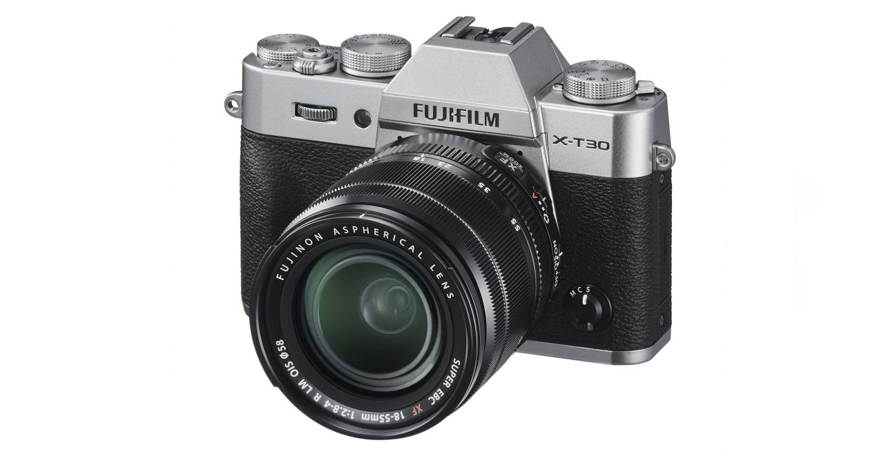 全畫面相位對焦、6K超採樣4:2:2錄影,Fujifilm發表X-T30中階無反相機