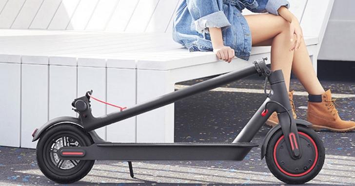 小米在中國開始預售米家電動滑板車 Pro,續航力提升至 45 公里、售價約台幣12,800元