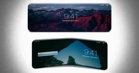 蘋果新專利曝光,摺疊 iPhone 很快就會出現?
