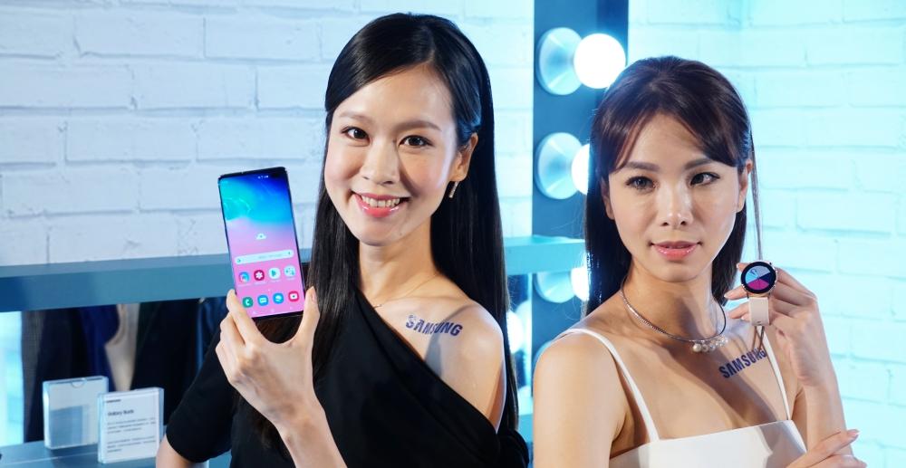三星公布 Galaxy S10 系列上市資訊,3/8 開賣,售價 24,900 元起