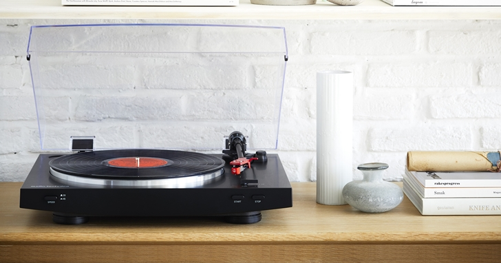鐵三角在台上市 AT-LP3 全自動黑膠唱盤,售價11,000