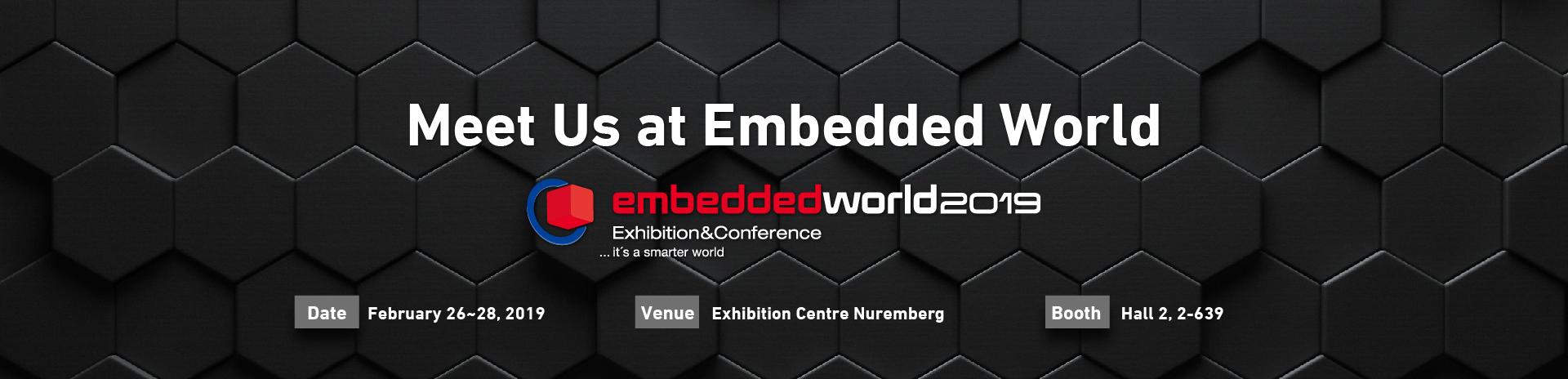 圓剛將於『2019 Embedded World嵌入式電子與工業電腦應用展』主推嵌入式暨人工智慧影像擷取解決方案