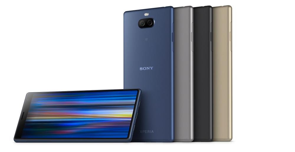 Sony Xperia 10 系列發表,鎖定中階市場、台灣明日舉辦發表會