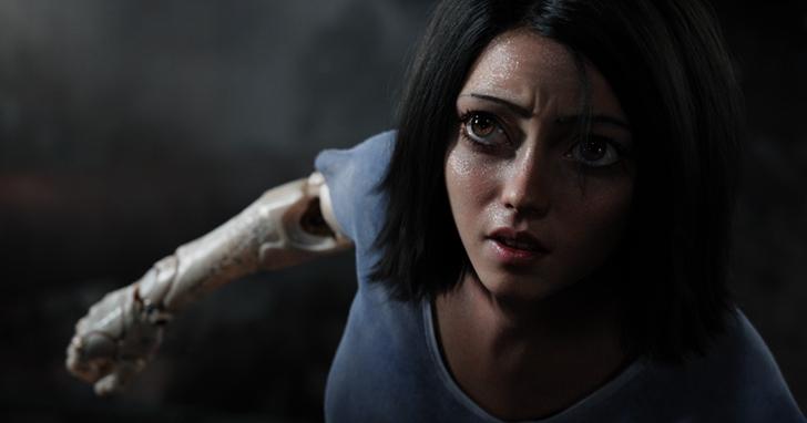 翻越「恐怖谷」,卡麥隆新作「艾莉塔」開啟CG真人時代