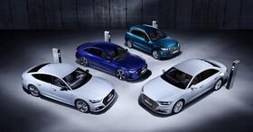 2019日內瓦車展:奧迪一口氣發佈4款Q5、A6、A7 Sportback、A8插電式PHEV新車款