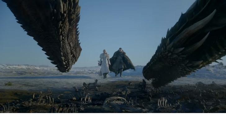 《冰與火之歌:權力遊戲》最終季預告上線,誰最終能坐上鐵王座?