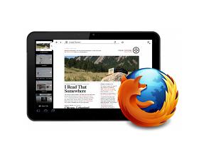 Firefox 計劃推出 Android 平板電腦專用瀏覽器