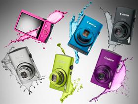 炫麗新相機:Canon IXUS 230HS 、1100HS & PowerShot SX150 IS