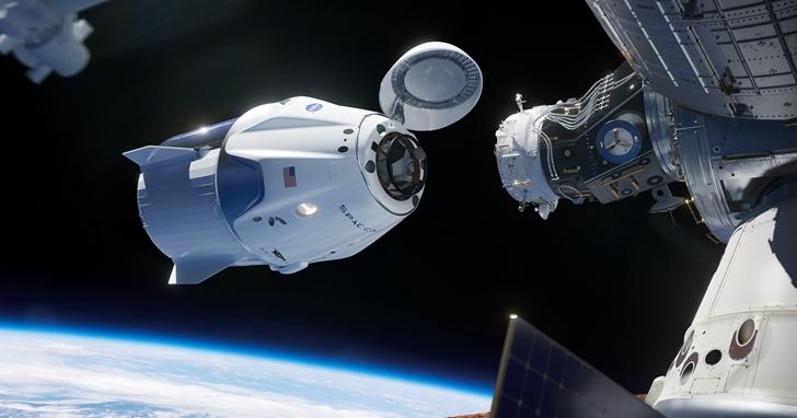 SpaceX載人太空船「飛龍二號」順利抵達國際太空站,俄羅斯方面恐怕不是這麼歡迎