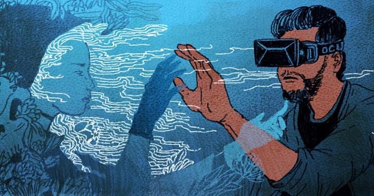 國外 Youtuber 實測戴著 VR 眼鏡過了一周,他發現最棒的「一級玩家」是現實生活