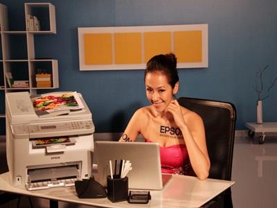 Epson 推出商用 LED 印表機,SOHO 族也能零元帶回家