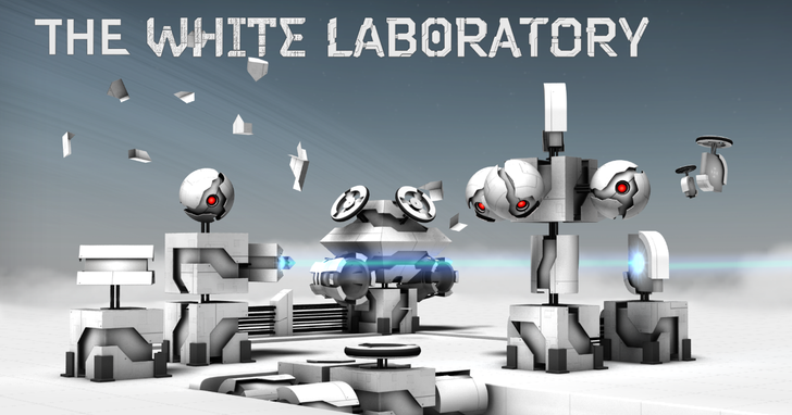 中國物理沙盒塔防《白色實驗室》於STEAM及WeGame同步發售