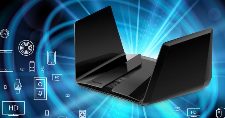 Wi-Fi 6/802.11ax 世代輪替,Netgear 推出 3 頻 Nighthawk AX12 RAX200 與雙空間流 AX4 RAX40