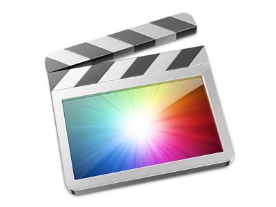 Final Cut Pro X:視覺化、直覺易用的專業剪輯軟體