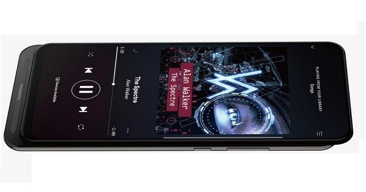 華碩也要出滑蓋手機?類似N95上下滑蓋設計、將支援5G網路