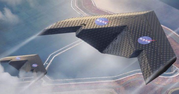 人為見風轉舵太麻煩,MIT 與 NASA 研發自動變形飛機