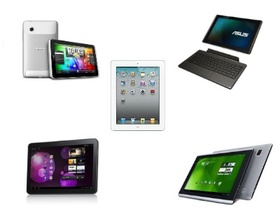 2011年中 5款平板電腦採購建議