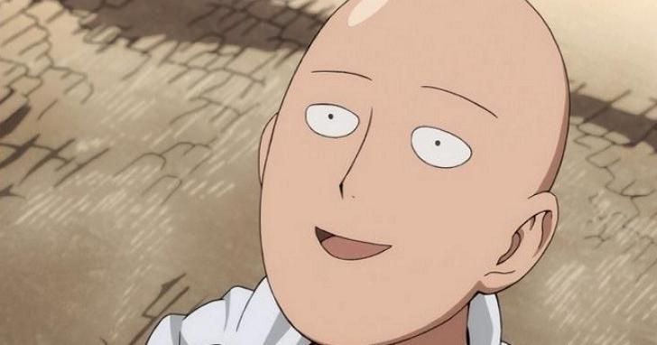有人採用了埼玉老師的鍛鍊方式,變強了,但沒變禿