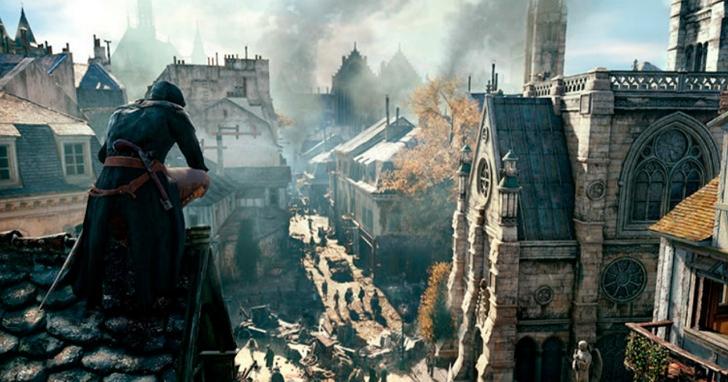 佛心!Ubisoft 限時免費領取《刺客教條:大革命》,讓每個人都能重回聖母院!
