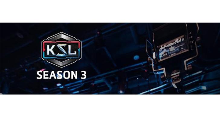 HyperX宣布再度成為《星海爭霸》韓國聯賽KSL電競周邊指定品牌