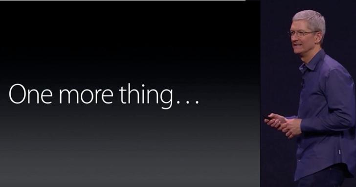 Apple 打輸了一場「One More Thing」官司,對手竟然是Swatch