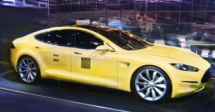 馬斯克:明年將有百萬輛特斯拉自動駕駛計程車上路