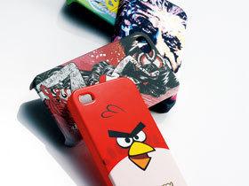 20款 iPhone 4 外殼,皮質、碳纖維、高檔名牌貨大集合