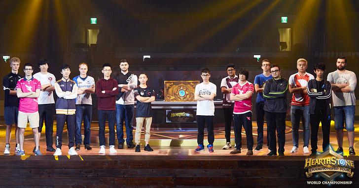 《爐石戰記》世界總決賽台北登場!台灣玩家與世界好手力爭冠軍寶座