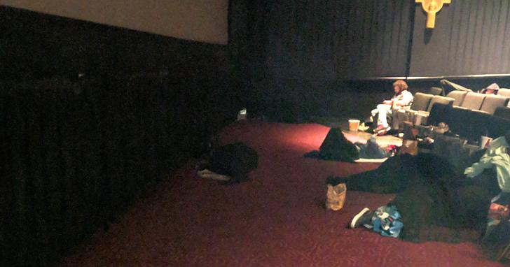 漫威馬拉松!22部電影連續放映59小時,結果戲院「屍橫遍野」