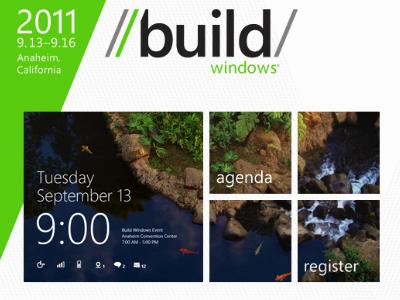 Build Windows 大會登場 Windows 8 最新揭密與下載