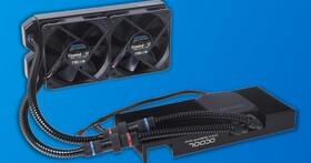 AMD Radeon VII 加裝一體式水冷,Alphacool 推出 Eiswolf 240 GPX Pro AMD Radeon VII M01