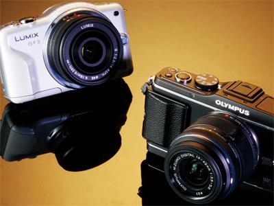 Panasonic Lumix GF3 全面對決  Olympus E-P3